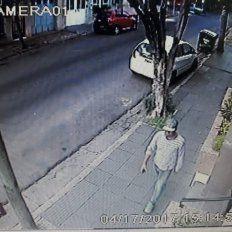 La foto del presunto autor del ataque con picana a una joven