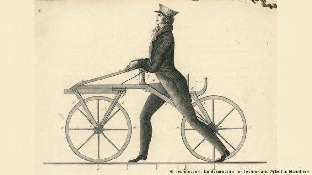 Alemania celebra 200 años del invento de la bicicleta