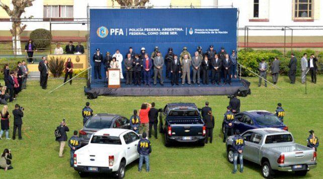 Nación abrirá una agencia antidrogas en Concordia