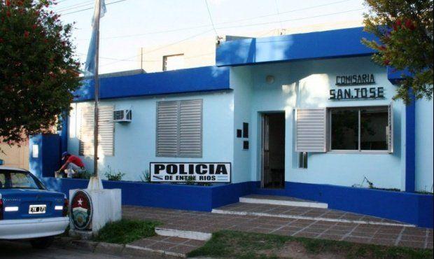 La policía de San José detuvo al sospechoso que luego declaró y quedó en libertad. Foto San José Web.