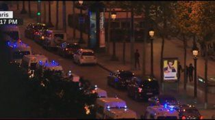 Ahora: Un policía muerto y otro herido en un tiroteo en París