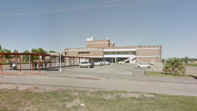 En el hospital de Concepción internaron a una beba con signos de abuso