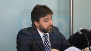 El fiscal Juan Francisco Ramírez Montrull