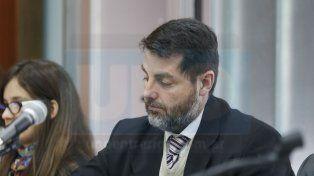 El abogado Matías Argüello de la Vega
