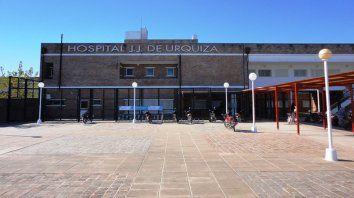 Hospital Justo José de Urquiza de Concepción del Uruguay.