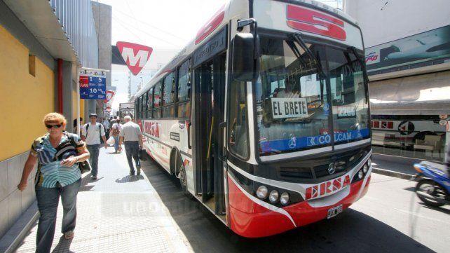 Colectivos: Varisco estimó que la inversión global en la mejora del servicio será de 700 millones de pesos