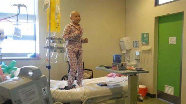 Una niña con cáncer bailó Despacito y emocionó a todos