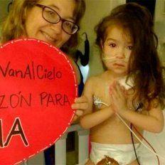 Murió Alma, la nena que esperaba un trasplante de corazón