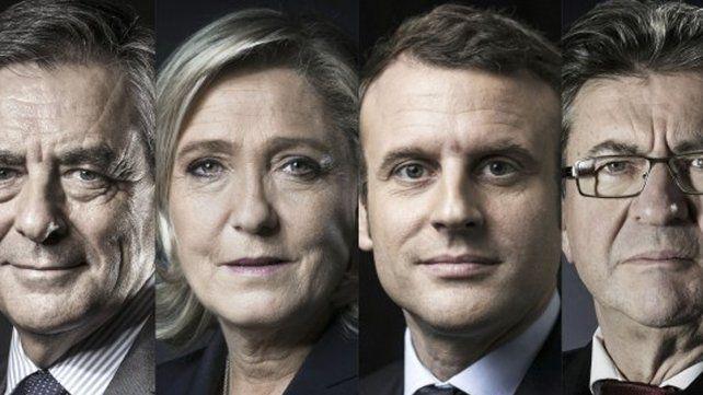 En un final abierto, hoy los franceses eligen presidente
