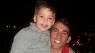 A los padres divorciados, estén con sus hijos, pidió la mamá del nene asesinado en Uruguay