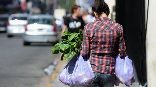 Prohibirán las bolsas plásticas no biodegradables en Paraná