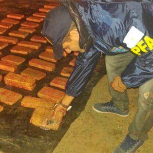 Incautaron 72 panes de marihuana tras operativos en Concordia