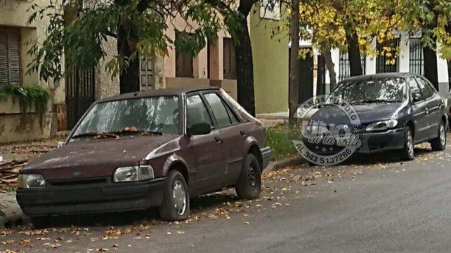 El problema de los autos abandonados