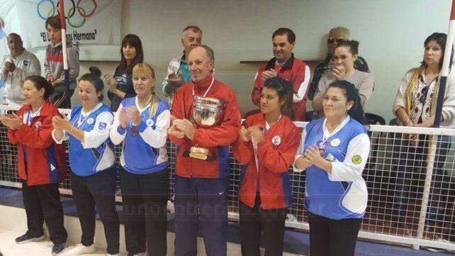 Concepción del Uruguay campeón argentino de bocha