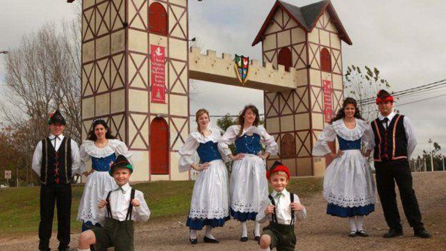 Tradición. Desde 1887 llegaron las primeras familias alemanas del Volga y ofrecieron su impronta.