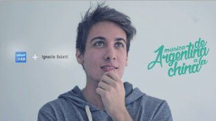 Ignacio Buiatti, el youtuber de Paraná que habla de la historia de la música en sus videos