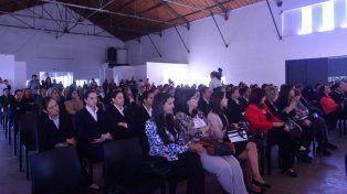 En la 1° Jornada sobre los DDHH de la Mujer se resaltó la prevención a través de la capacitación