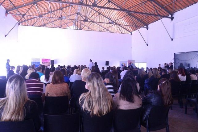 En la 1° Jornada sobre los DD.HH de la Mujer se resaltó la prevención a través de la capacitación y el debate