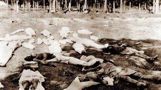 Reclaman a Turquía que reconozca el genocidio armenio de 1915 a 1922