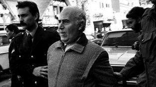 Puccio admiraba al dictador Francisco Franco