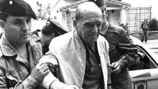 El coronel Franco: daba consejos al clan