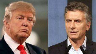 Macri inicia su visita a Estados Unidos y el jueves se reúne con Trump