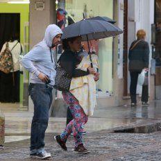 Renovaron el alerta por tormentas para Entre Ríos