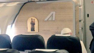 El Papa Francisco ya viaja a Egipto como mensajero de paz