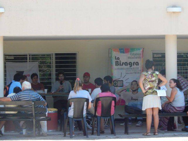 Una imagen de La Bisagra