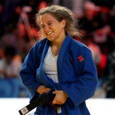 Paula Pareto ganó el oro en el Panamericano de Judo de Panamá