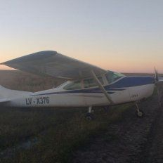 Cayó una avioneta cerca de Federal y buscan al piloto, que se dio a la fuga