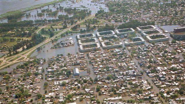 A 14 años de la inundación en Santa Fe, no hay justicia