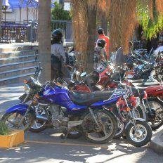 Mejora. El sector de venta de motos es uno de los pocos que muestra una reactivación económica en lo que va del año.