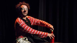 Última función de Linge!, una oda al linyera en clave de clown