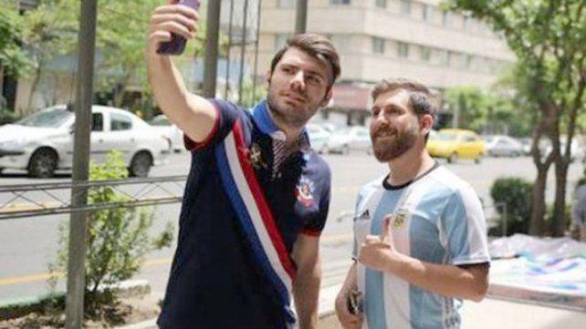 Furor por el nuevo doble de Lionel Messi