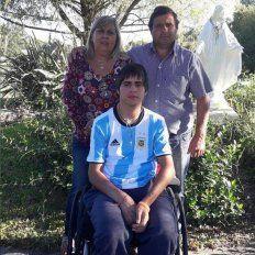 El Iosper recortó la cobertura al joven accidentado en un boliche
