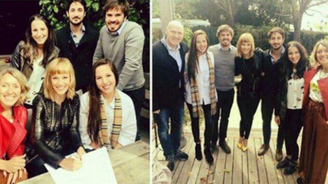 Luisana Lopilato se cambió de look