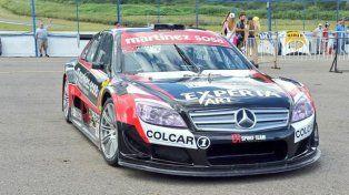 Canapino hizo la pole del Top Race