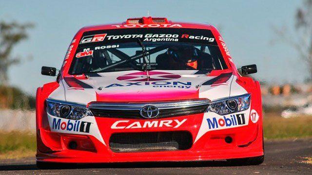 Matías Rossi se quedó con la final del Top Race en Resistencia
