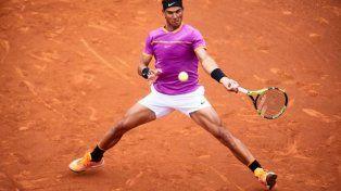 Nadal ganó otra vez en Barcelona y sueña con París