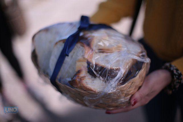 El pan nuestro de cada día. FotoUNOJuan Ignacio Pereira.