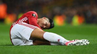 Rojo será operado por la lesión en la rodilla
