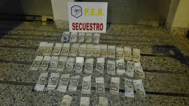 Detuvieron a un joven que ingresó a robar en calle Pellegrini