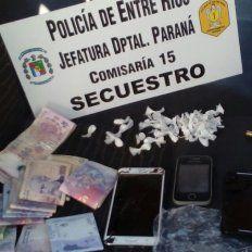 Encontraron cocaína y vainas en la camioneta secuestrada tras una balacera