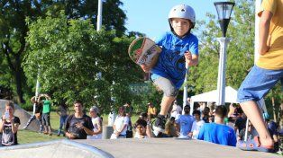 El sábado es el día elegido para el segundo Kickflip Skate Contest