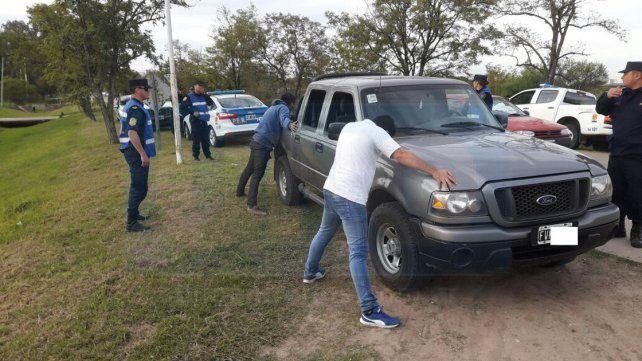 Tres jóvenes estafadores de ancianas fueron detenidos en Tala