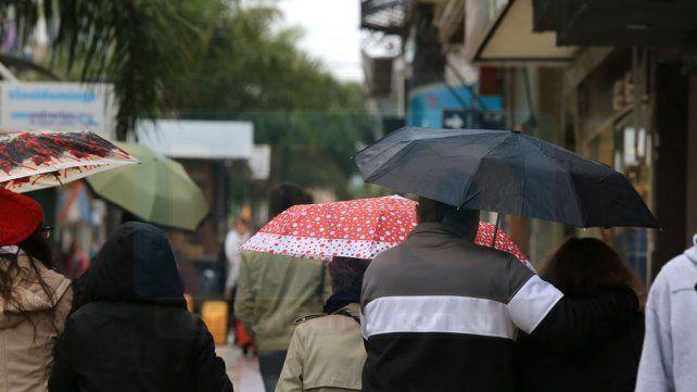 Jornada con probabilidad de lluvias y una mínima de 11 grados