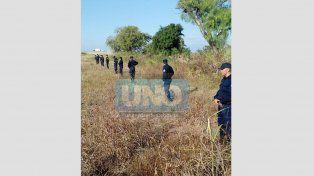 Intensos rastrillajes en Paraná para dar con el paradero de un remisero desaparecido