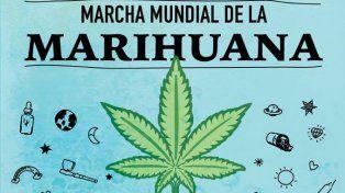 Paraná se plegará a la Marcha Mundial de la Marihuana 2017