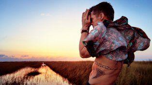 Belleza natural: Brad Pitt hizo su primera producción tras su divorcio